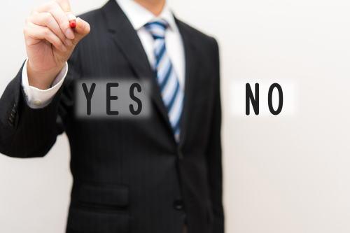 あなたは1日に何回決断していますか?