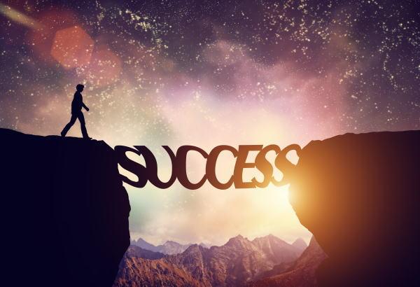 成功するための3つの要素