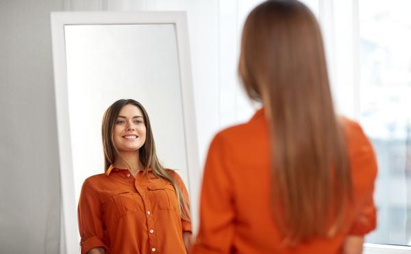 鏡のパワー