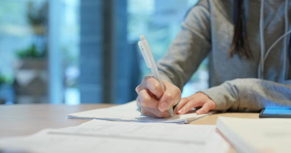夢や願望は紙に書く