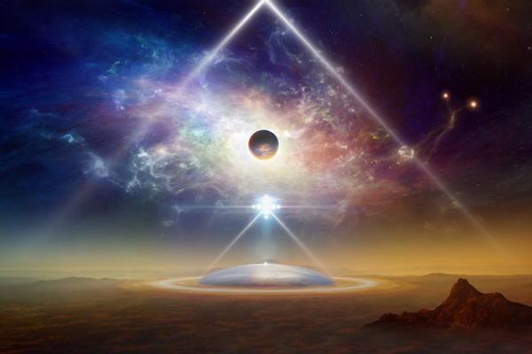 宇宙の意識